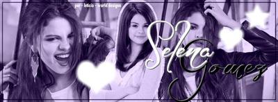 Capa da Selena Gomez