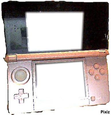 3DS Rose Bande Dessiner