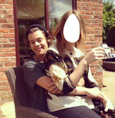 Harry y Gemma Styles