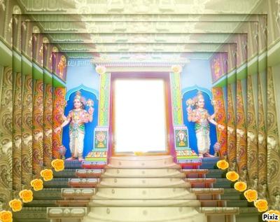intérieur chambre Narasimha effet Relief