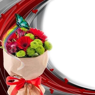 Kreatív virágcsokrom. Andrea51