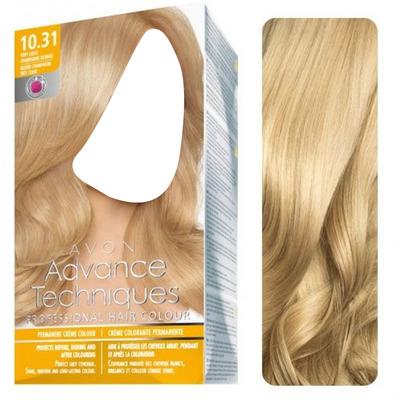 Photo montage Avon Advance Techniques Professional Hair Colour ...