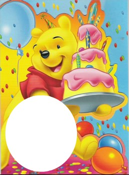 anniversaire winnie l'ourson