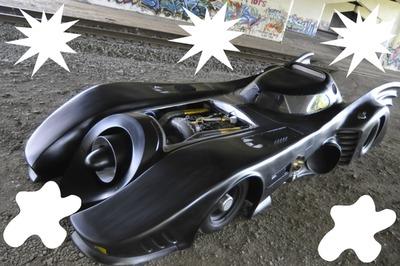 BATMAN - Bat Movel - Replica