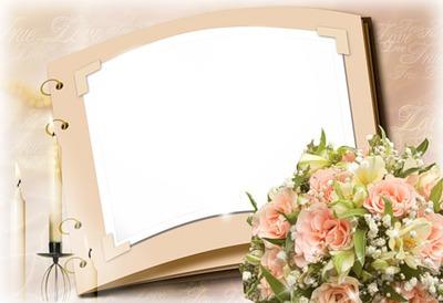 coeur album mariage