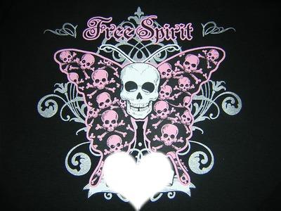 tete de mort coeur