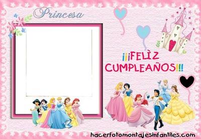 Princesas (Cumpleaños)