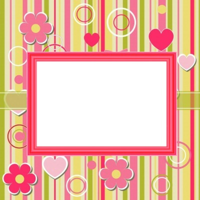 842137e64cdb Photo montage PRETTY FRAME - Pixiz