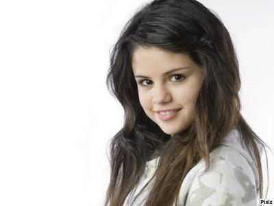 coeur avec Selena Gomez
