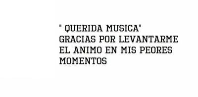 querida musica