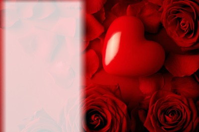 Roses and Heart