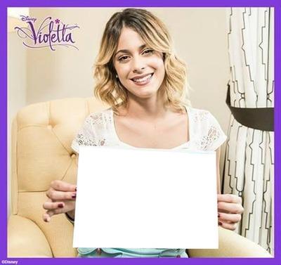 """Cartel De Violetta """"Tini"""""""