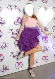 violetta la mas linda