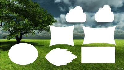 paysage nuage
