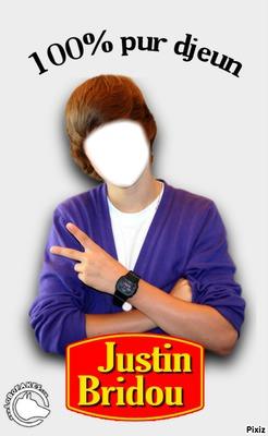 Justin bieber (justin bridou)
