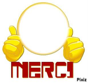 smiley merci