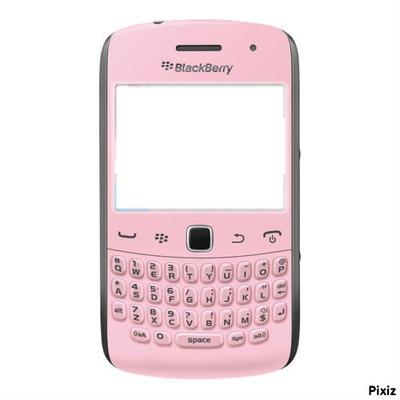 Blackberry 9360 Rose