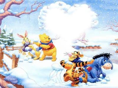 winnie the pooh christmas - Pooh Christmas