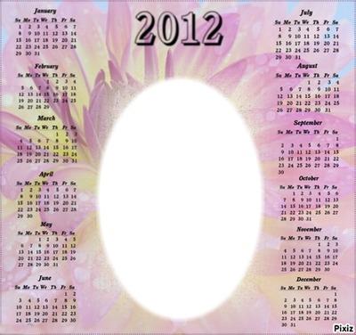 maya1953 calendrier 2012
