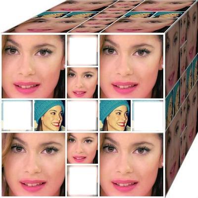 Cubo de Martina Stoessel