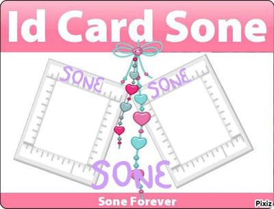 Id Card Sone