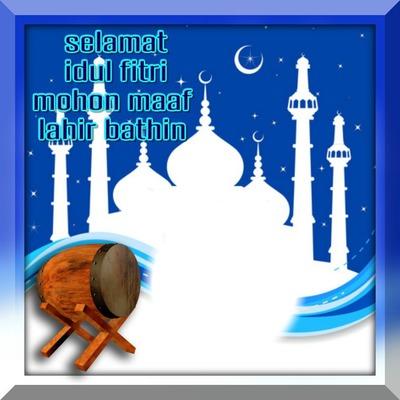 Edit Ucapan Selamat Hari Raya Idul Fitri Online - contoh ...