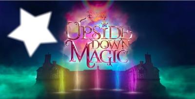 disney upside down magic