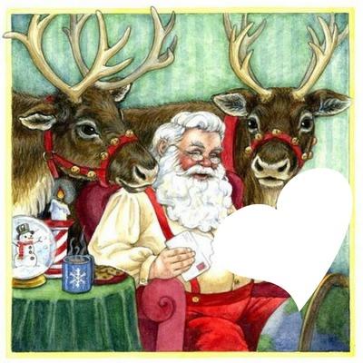 lettre au Père Noel