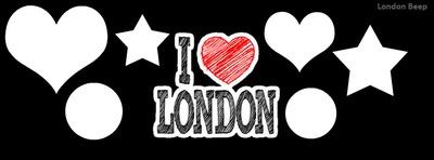i love london 6 photos