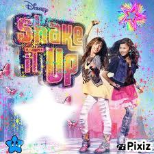 Shake it up la m=fan