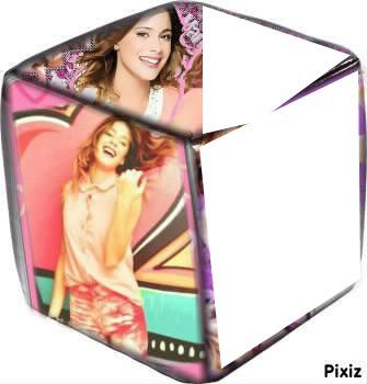 cubo de violetta y tuyo