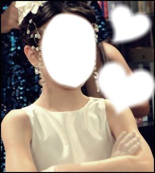 face of Larissa Manoela