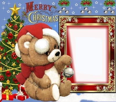 Cc Peluche Merry Christmas