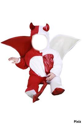 bébé ange ou démon