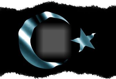 Siyah Turk Bayrak