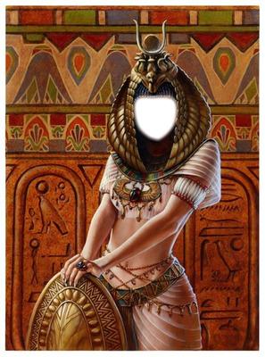 diosa egipcia.