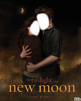 The Saga Twilight:New Moon