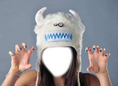 drole de  chapeau