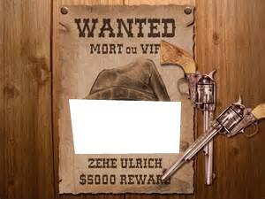 wanted mort ou vif