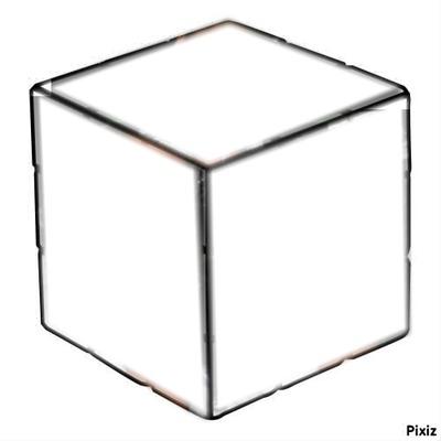 cubo de 3 lados