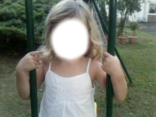 visage d'un enfant