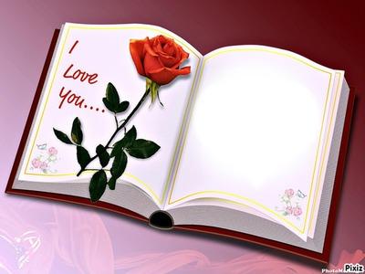 Pour t'écrire je t'aime !!