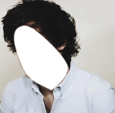 visage de Harry Styles