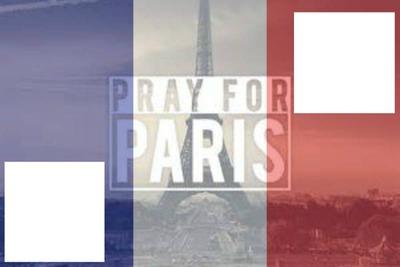 Pray For Paris Tour Eiffel 2 photos