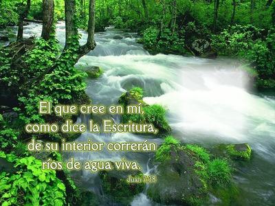 Fotomontage Rios De Agua Viva Pixiz