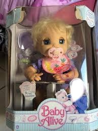 Baby alive menina da caixa  pode por seu rosto
