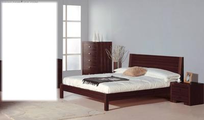 Asian bedroom white love 1 rectangle