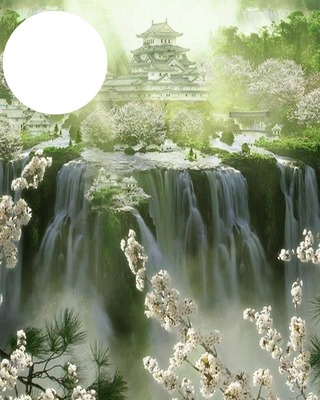 3. Paysage chinois