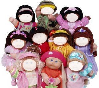 Ta famille en poupée