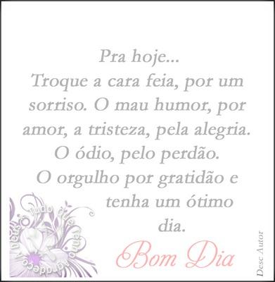 """Lindo Dia!! By""""Maria Ribeiro"""""""